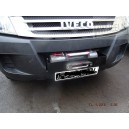 Iveco Daily Discreet Winch mount